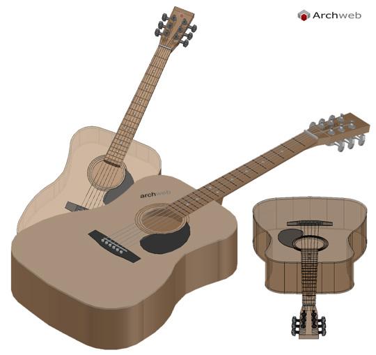 Chitarre elettriche electric guitars drawings for Divani archweb