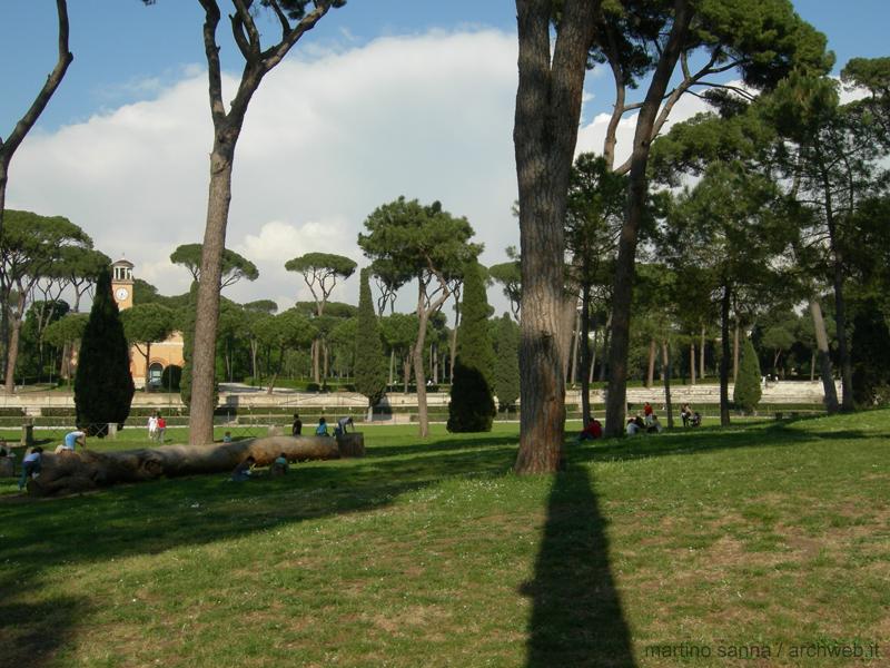 Villa Verfe Roma